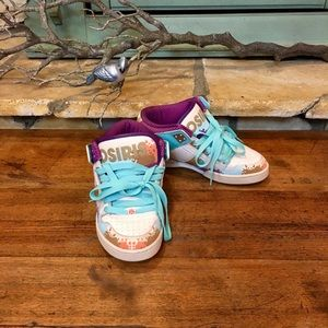 Osiris South Bronx Girls Skate Shoes
